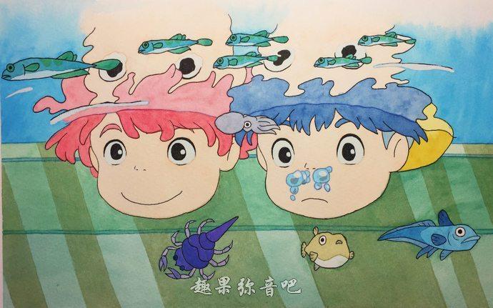 《崖上的波妞》宫崎骏与吉卜力工作室经典名作重温-爱趣猫