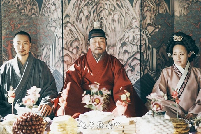 电影《王的文字》:全美善、宋康昊与朴海日抒写造字传奇-爱趣猫
