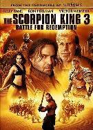 蝎子王3死者的崛起