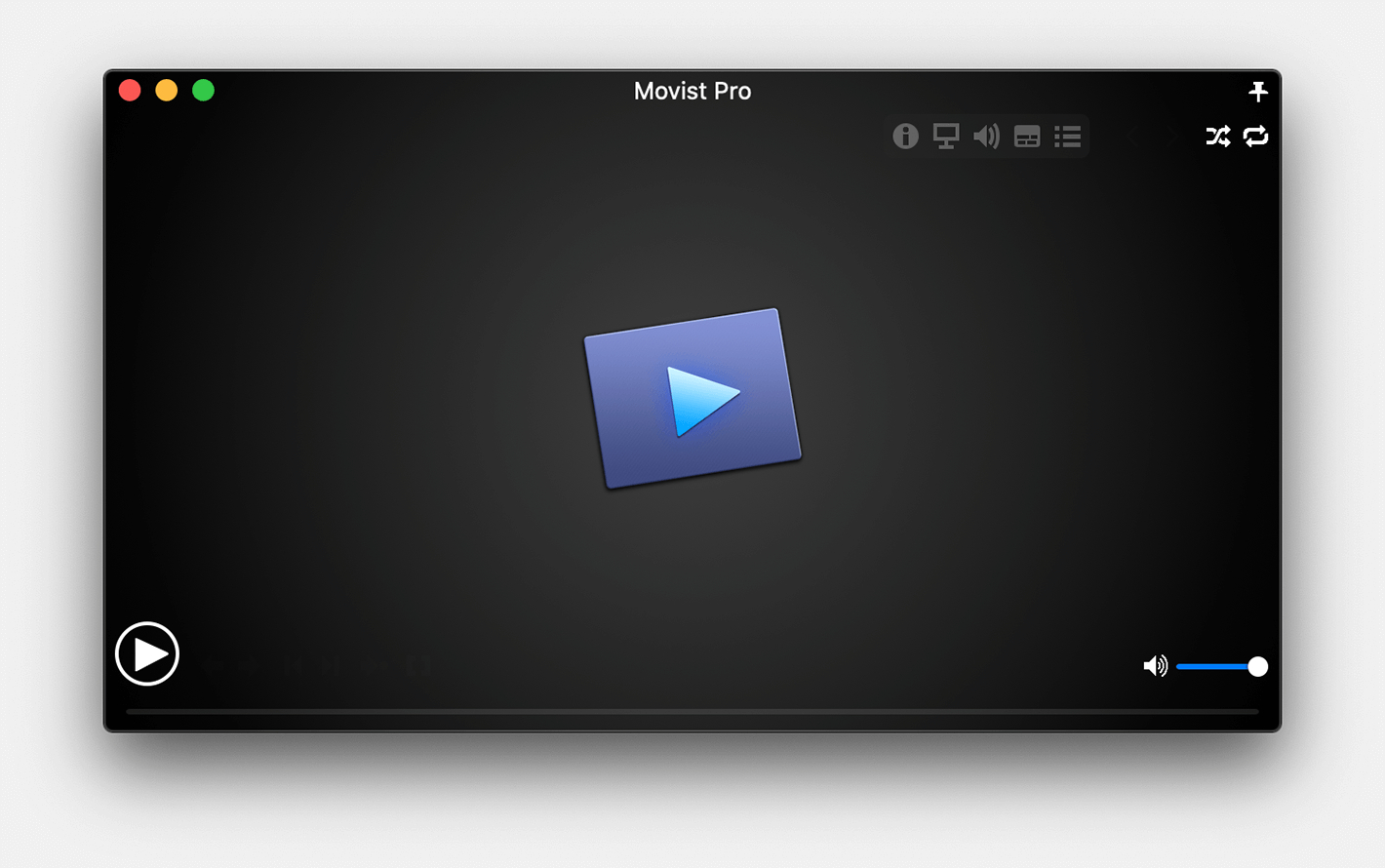 Movist Pro 2.2.19 功能强大的电影播放器-马克喵