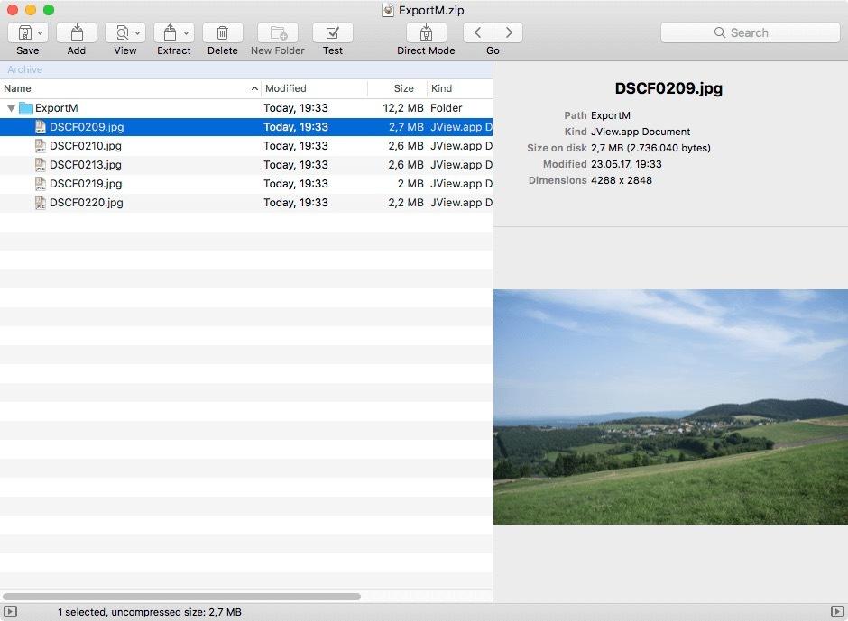 BetterZip 5.0b13 快速的压缩工具-马克喵