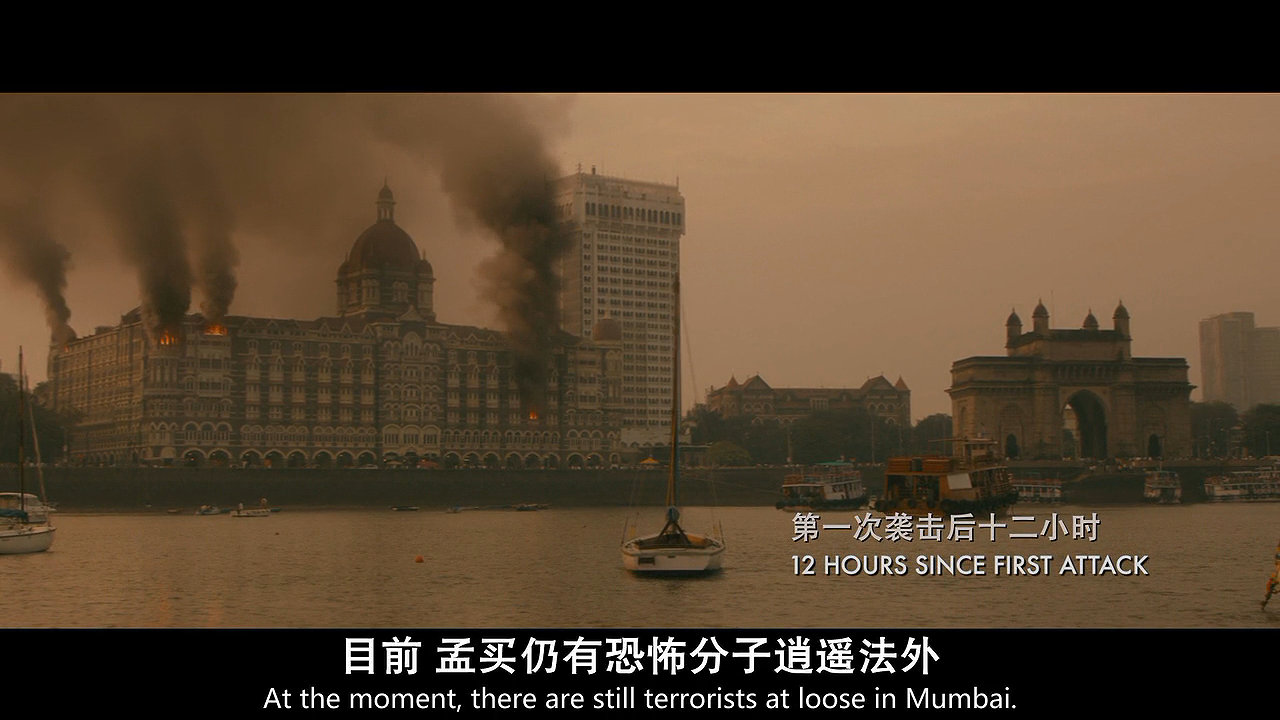 《孟买酒店》 可以看到你手出汗的电影 豆瓣8.4分