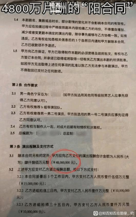 微博爆料郑爽一部戏片酬1.6个亿 拍了77天 热点 热图4
