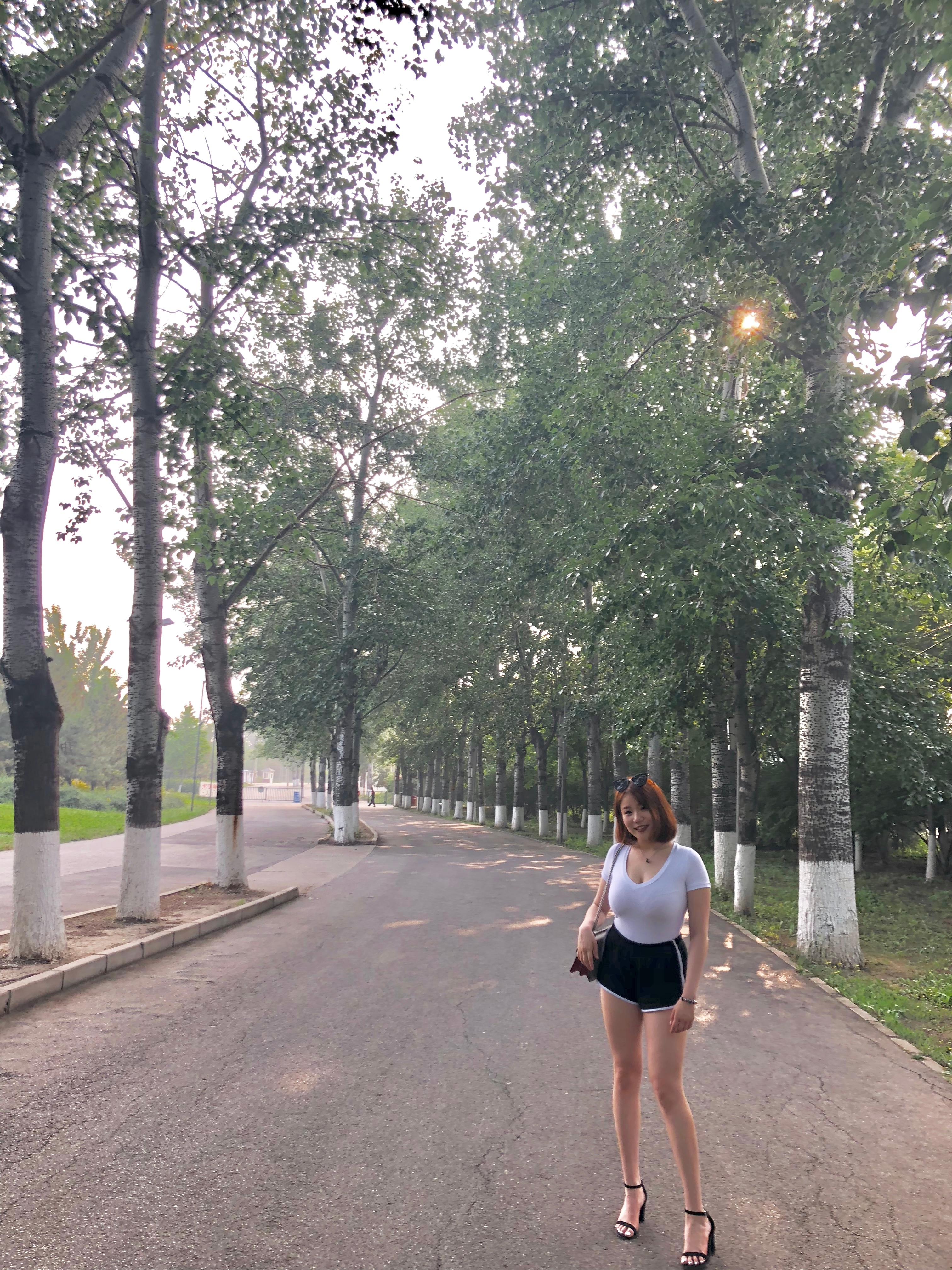 【看妹吧涨姿势】中国美腿(第2期)@汤婧星星星 165cm 65公斤