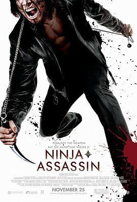 忍者刺客的海报