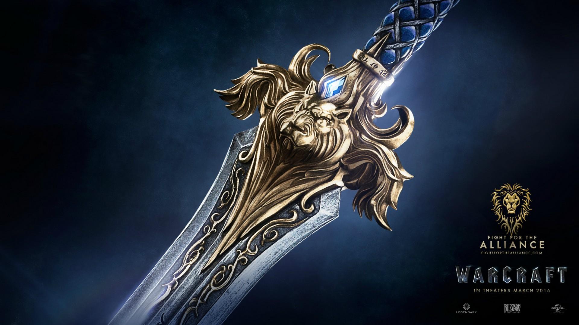 电脑壁纸 | 影视壁纸-魔兽Warcraft-2  高清壁纸 第10张