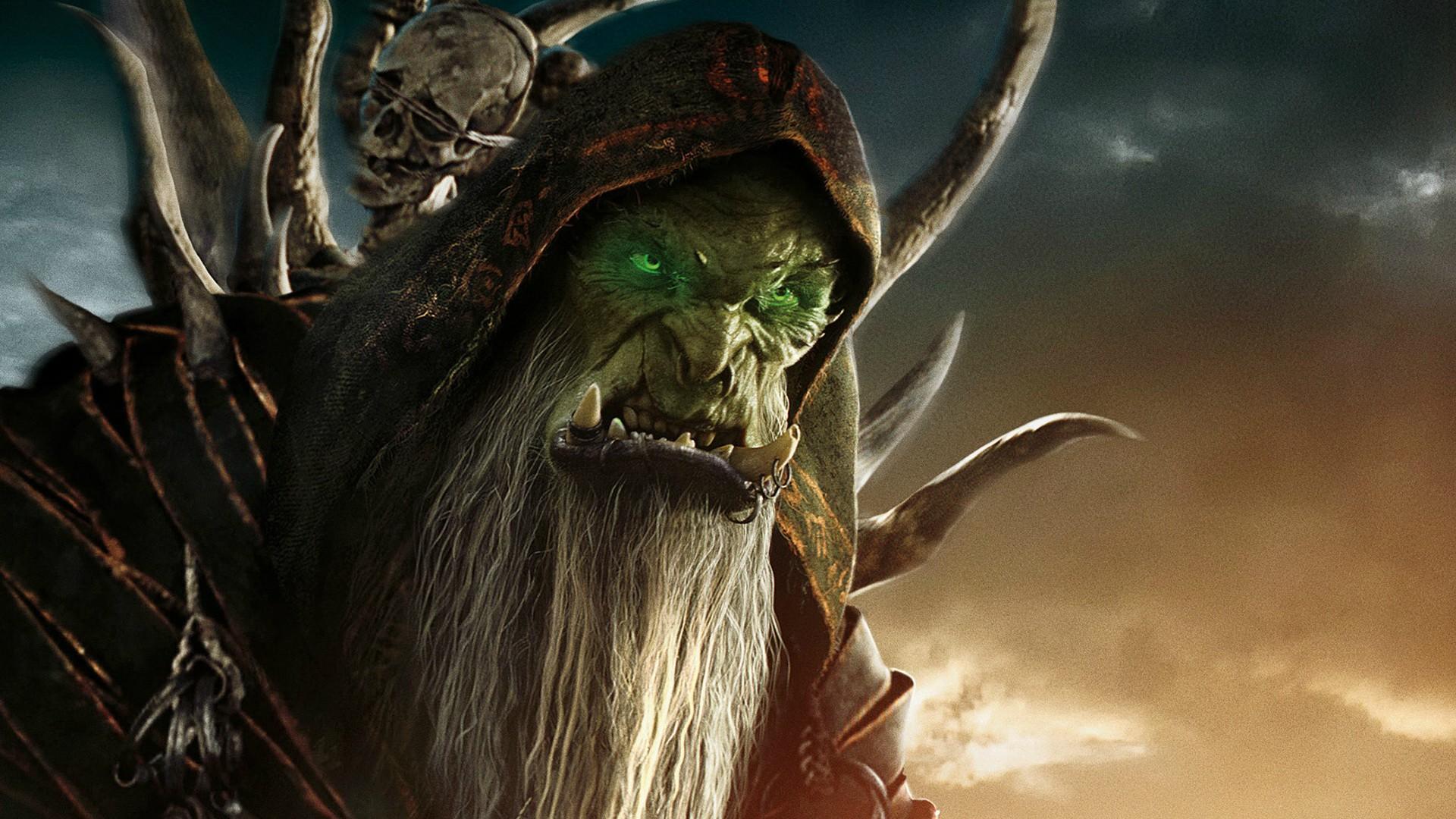 电脑壁纸 | 影视壁纸-魔兽Warcraft-2  高清壁纸 第15张