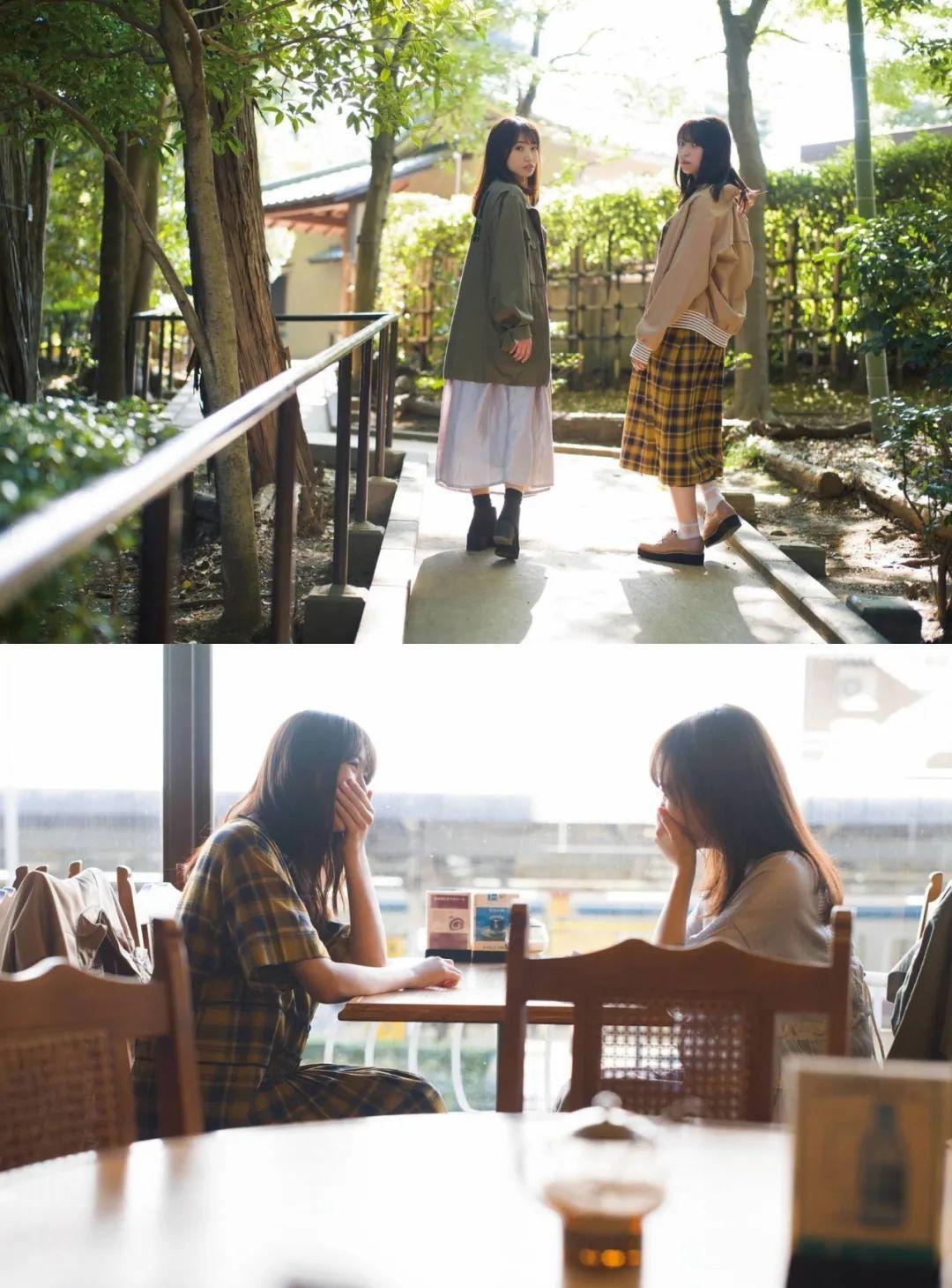 小林由依×松田里奈「心的距离感」