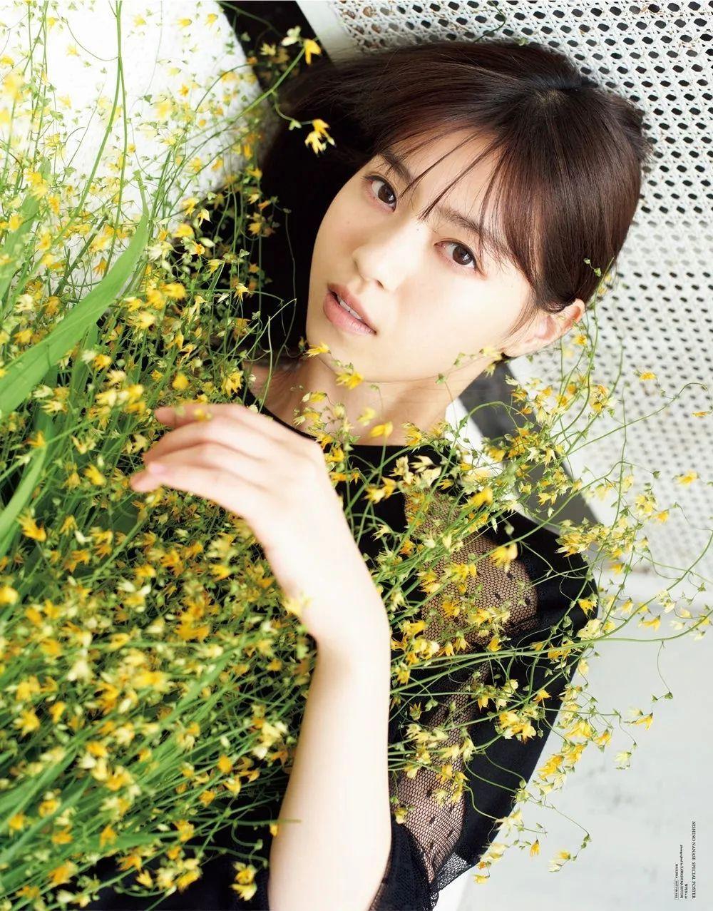 西野七濑『Because a flower』-有意思吧