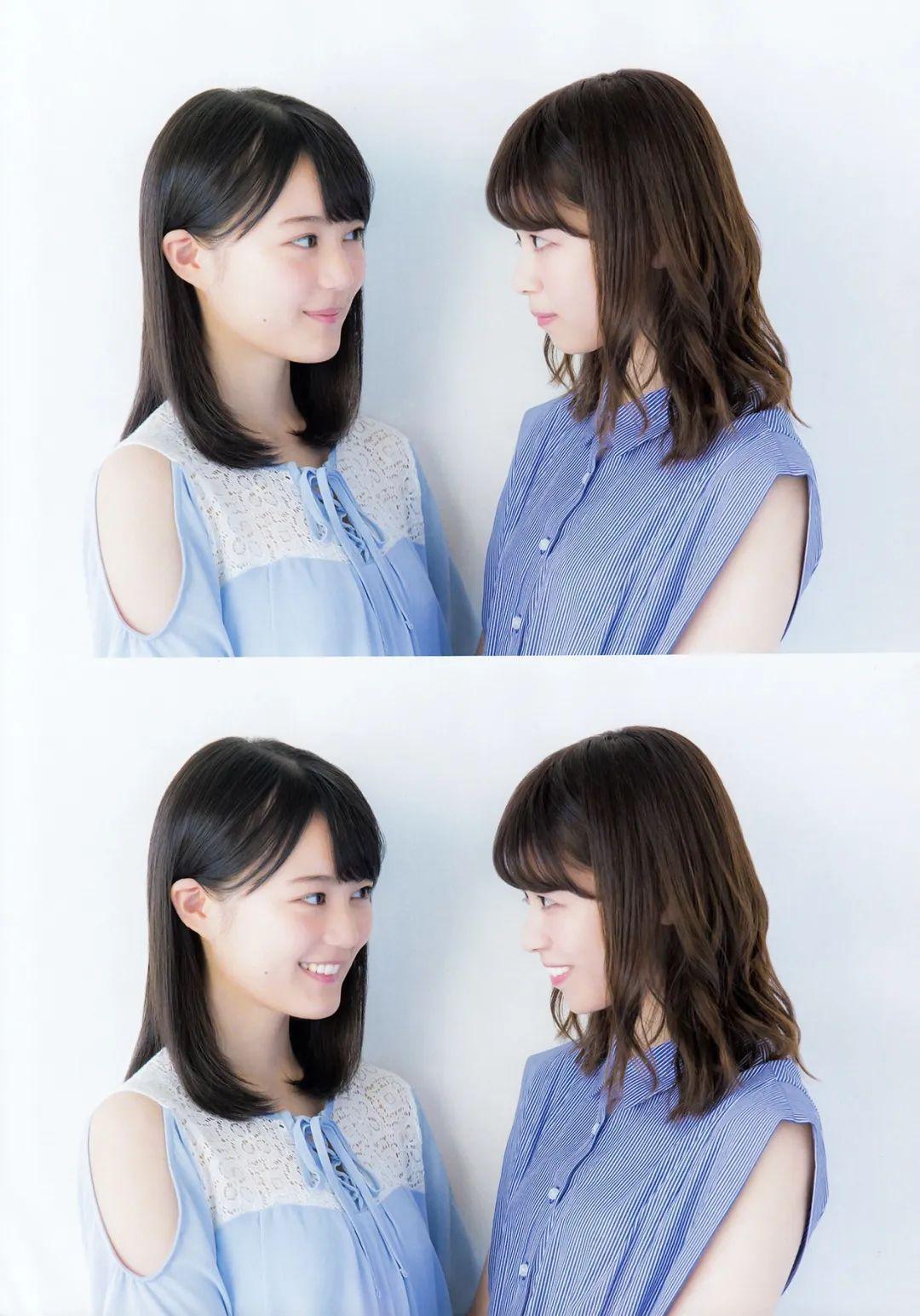 西野七濑×生田绘梨花