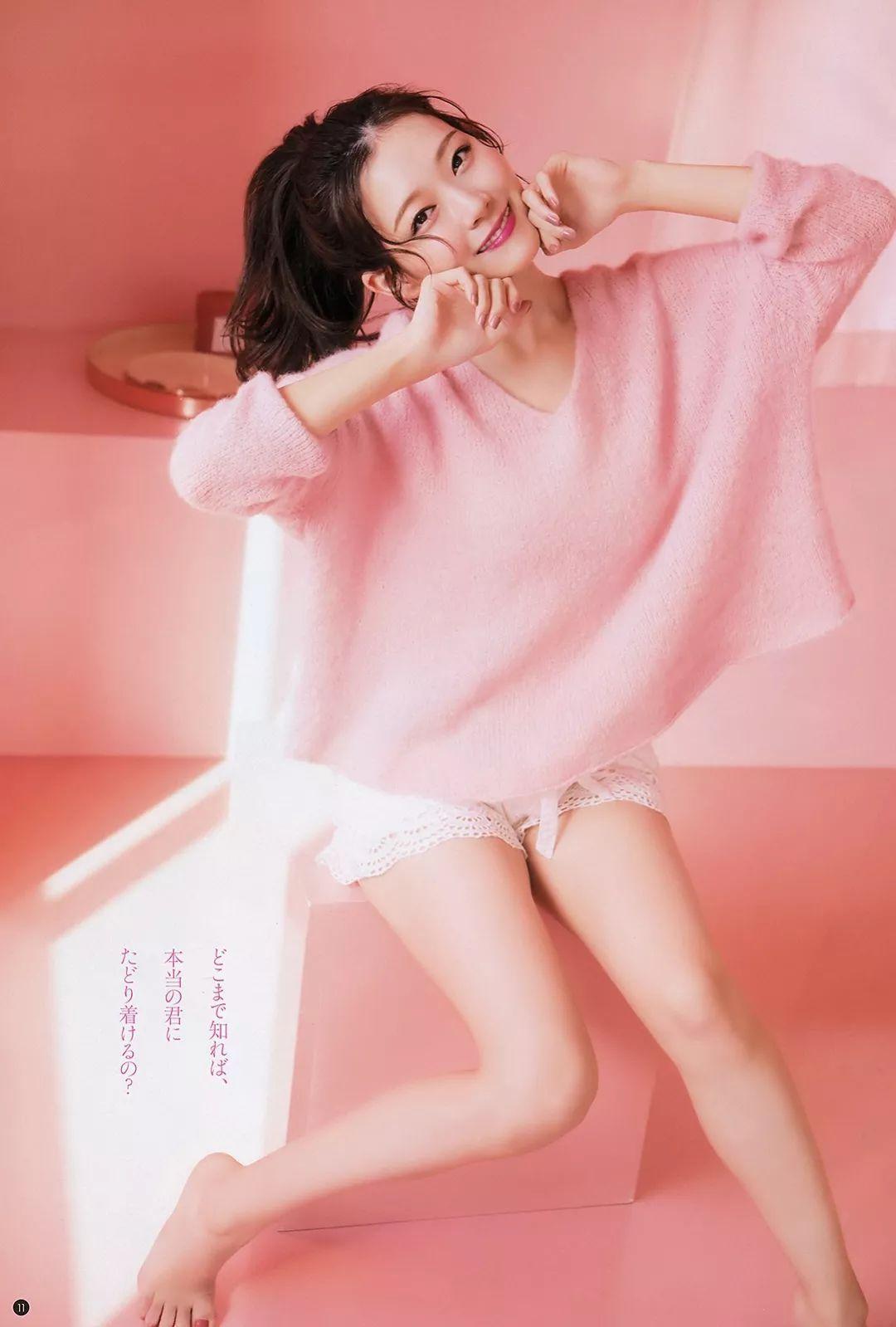 渡边美优纪「小恶魔女神、再降临。」