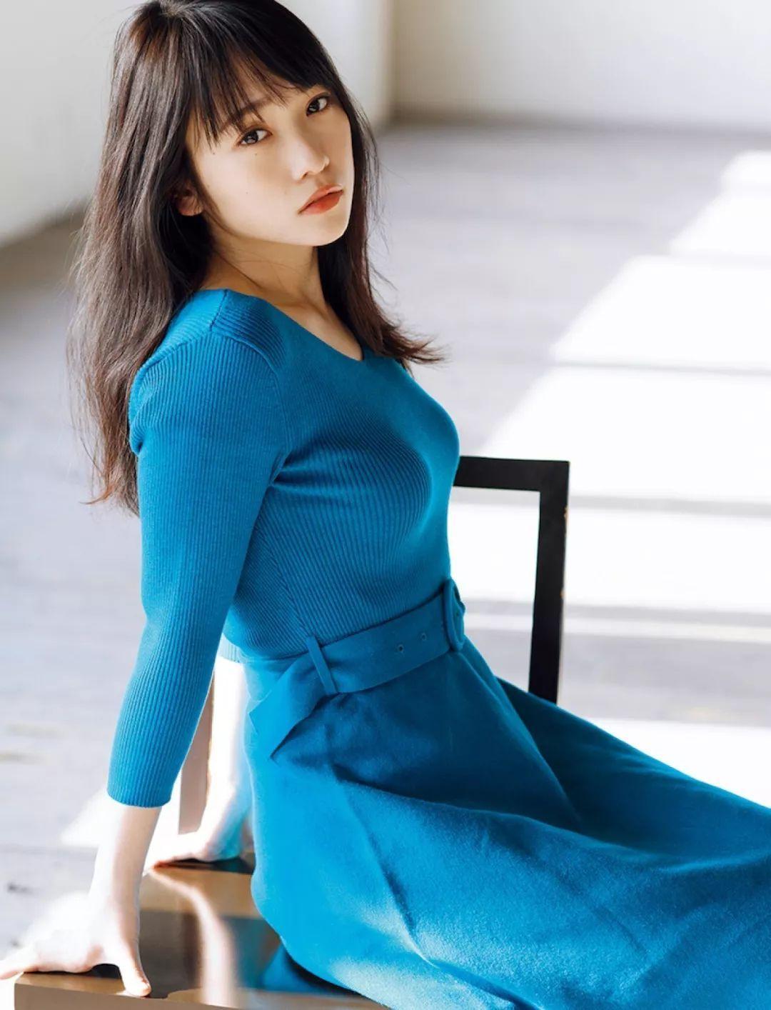 川荣李奈「初次展现、自我魅力。」