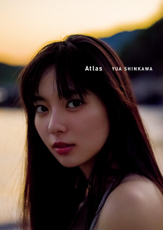 新川優愛『 Atlas 』
