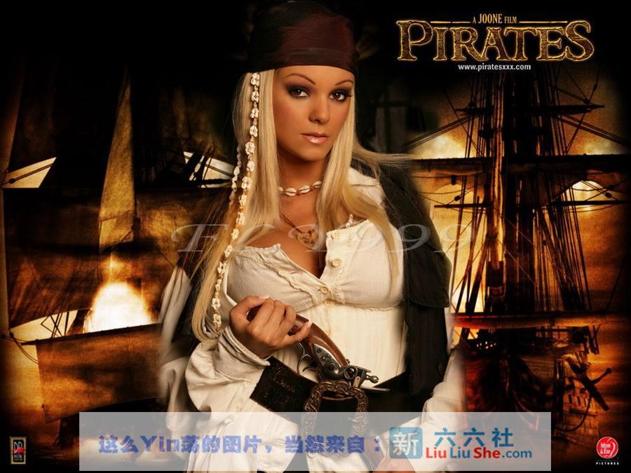 电影届神级作品《加勒比女海盗2》艾薇片中的** liuliushe.net六六社 第3张