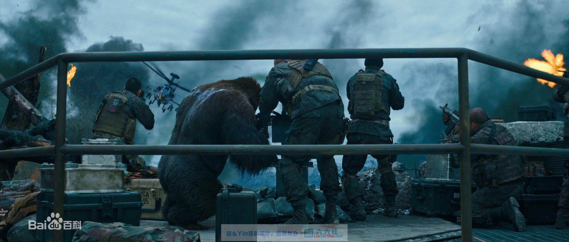 每日推荐:猩球崛起3:终极之战 War for the Planet of the Apes (2017) liuliushe.net六六社 第7张