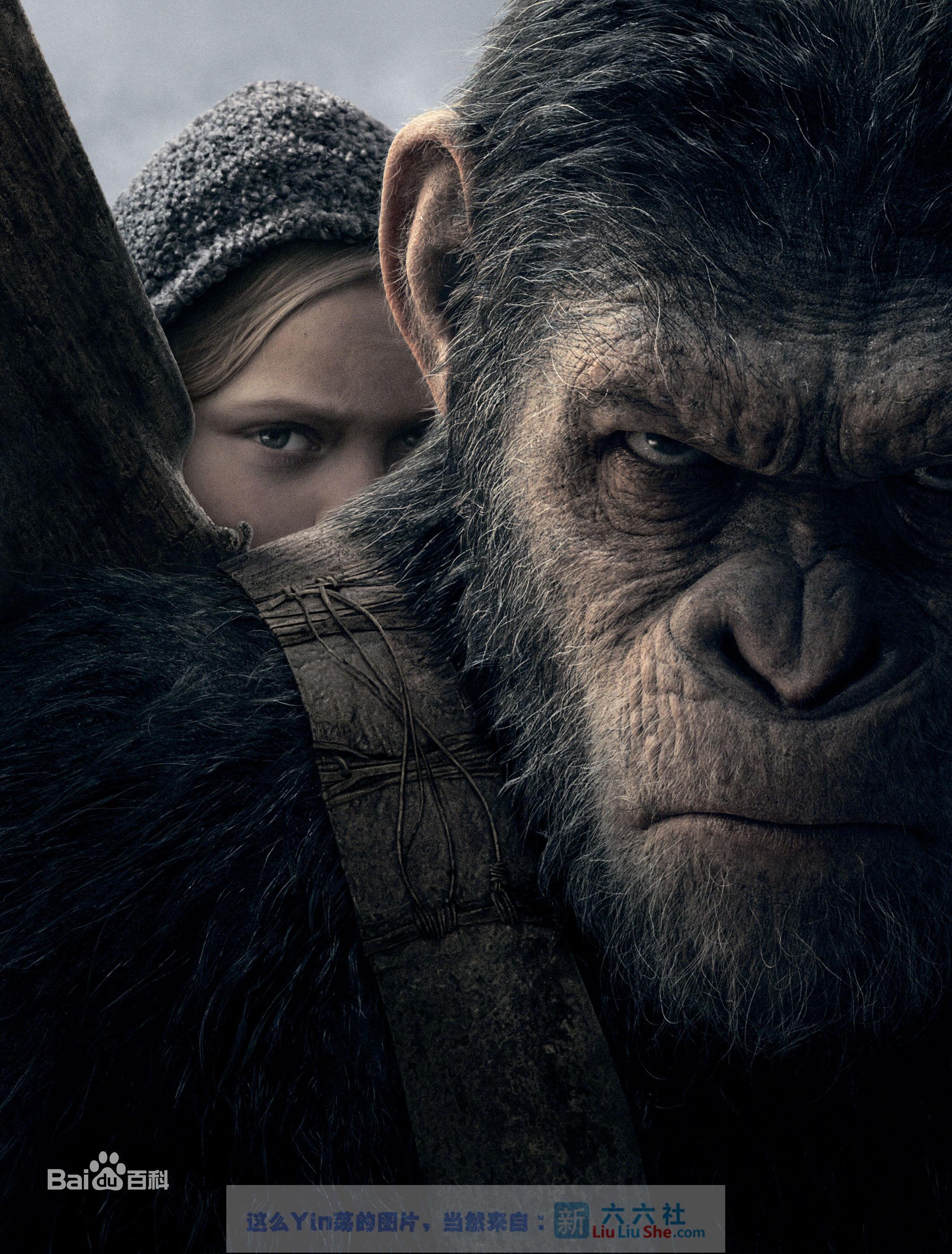 每日推荐:猩球崛起3:终极之战 War for the Planet of the Apes (2017) liuliushe.net六六社 第6张