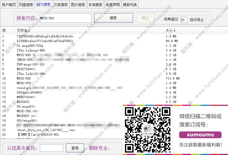 随意搜:简单好用的网盘磁力文库图片搜索软件 已测好用