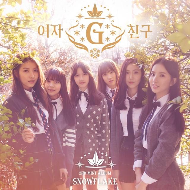 GFriend - SNOWFLAKE(3rd Mini Album)[320K/MP3]