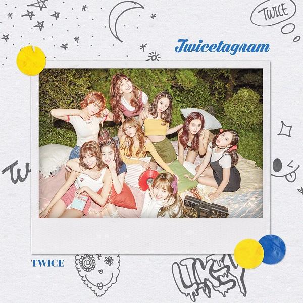 TWICE - Twicetagram(1st Album)[FLAC/MP3]