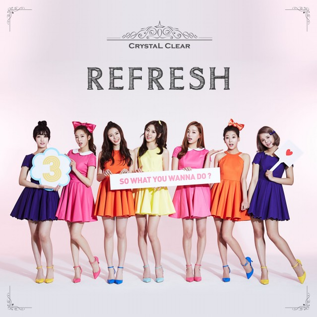 CLC - REFRESH(3rd Mini Album)[320K/MP3]