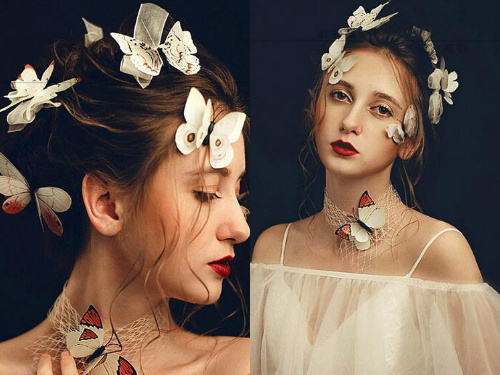 韩国新娘漂亮发型编法