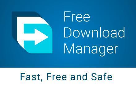 宅男必备下载神器丨Free Download Manager 下载软件