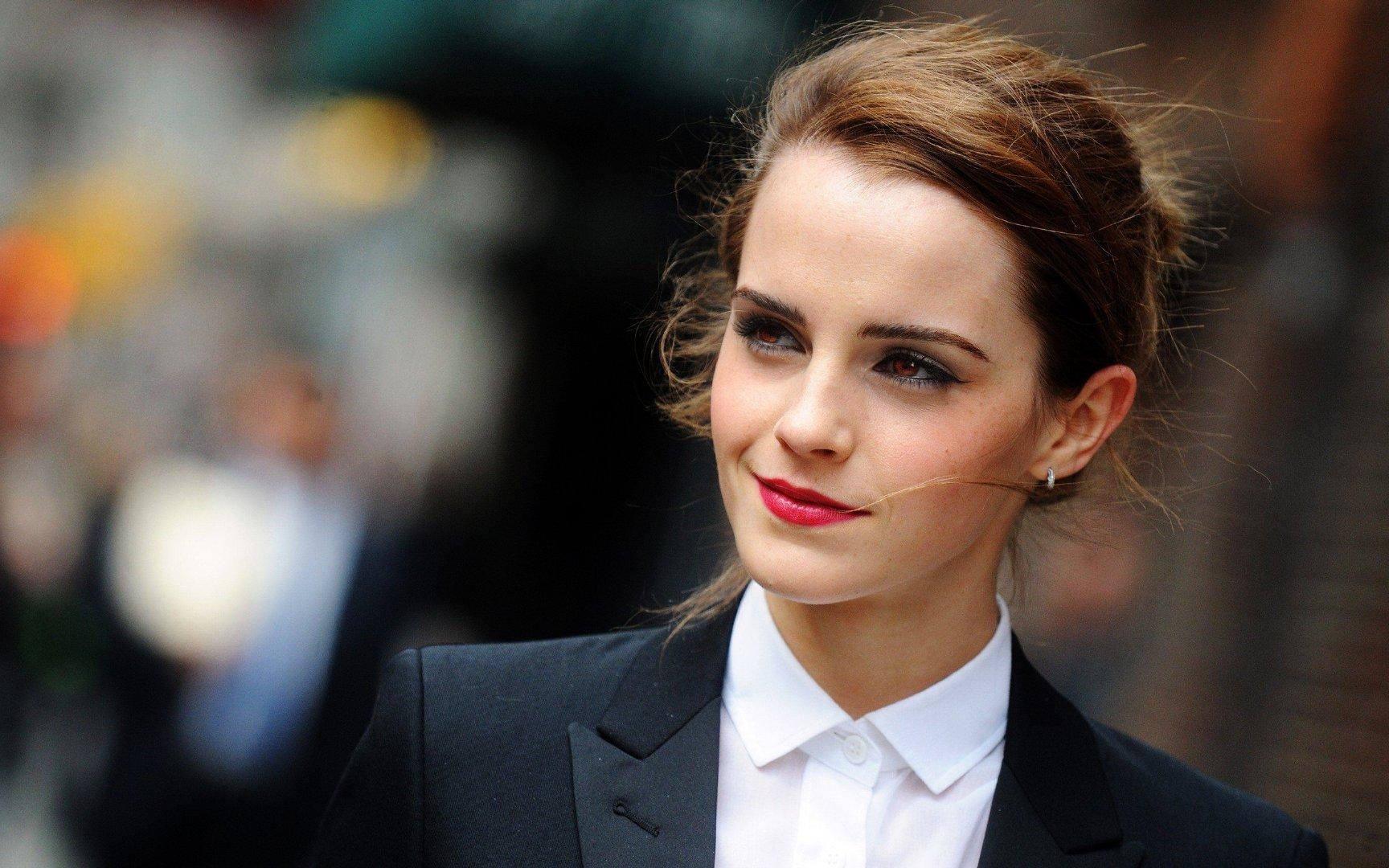 """国外女神丨法国第一美女""""艾莉婕""""和英国女神""""艾玛·沃特森"""""""