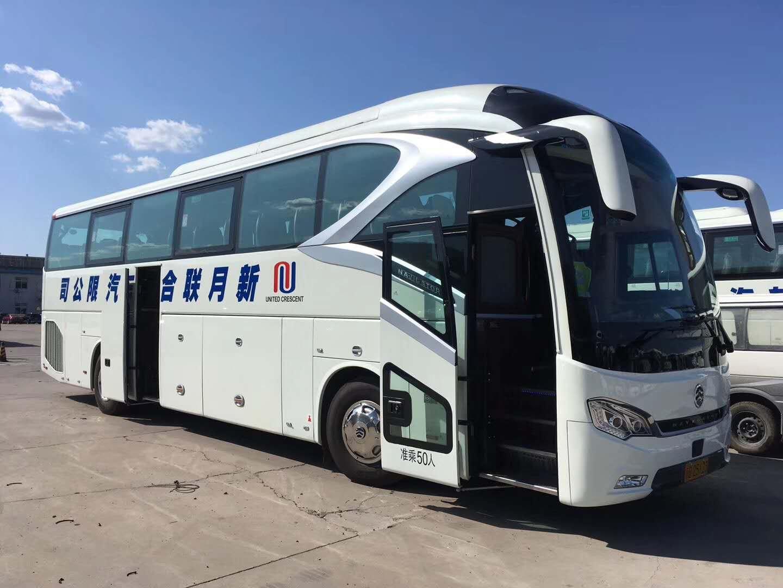 北京新月租车