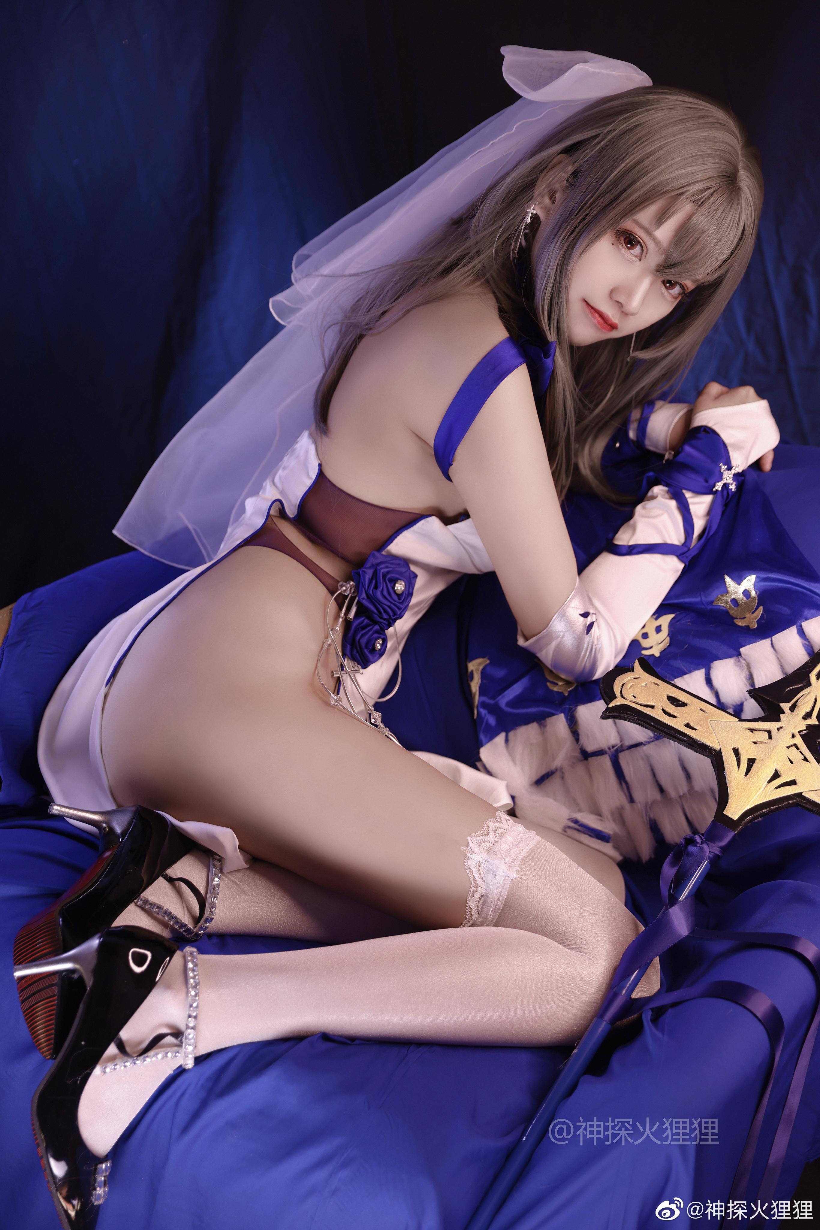 路易九世换装「华服的圣骑士」 Cosplay-第5张
