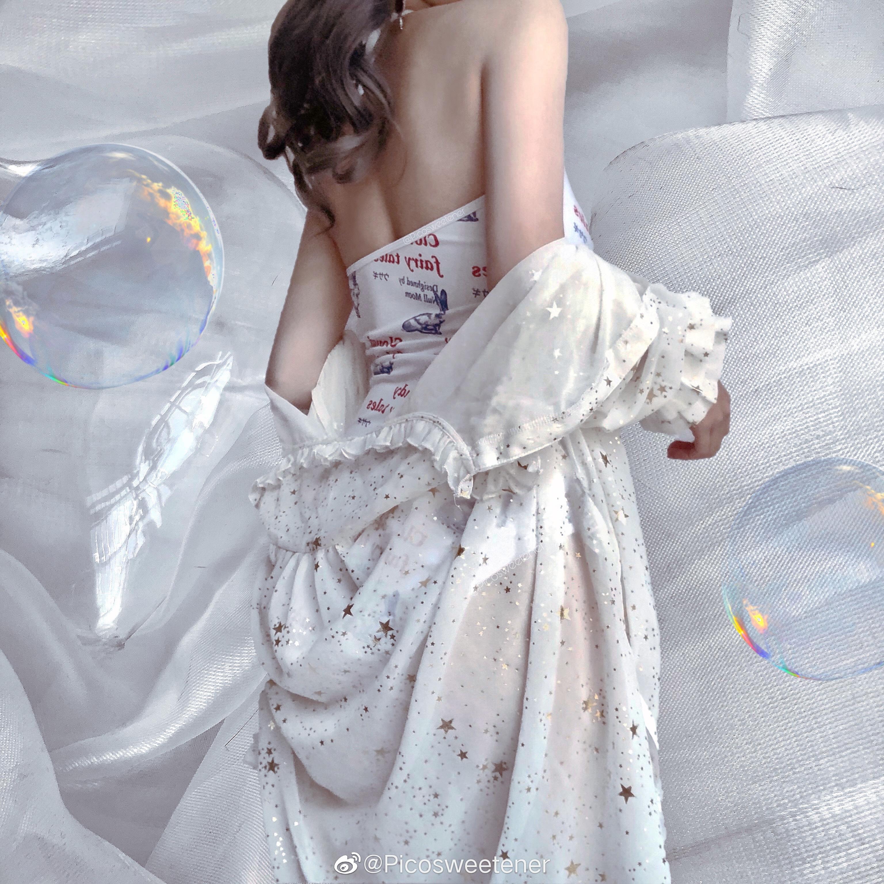 白兔糖水着限定 美女写真-第4张