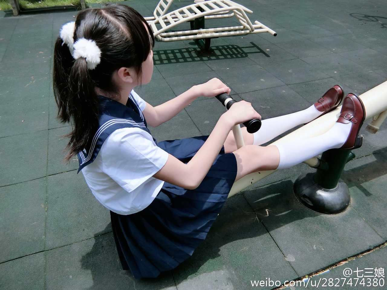 七三娘 今天的萌妹!!![doge]最后一张是动_美女福利图片(图7)