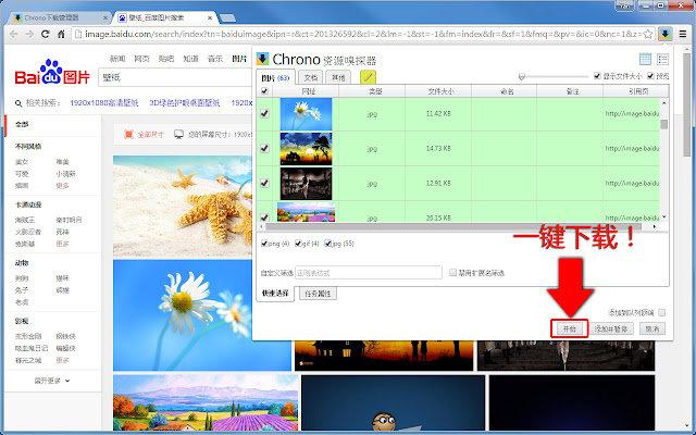 Chorme   浏览器插件 - Chrono下载管理器插图3