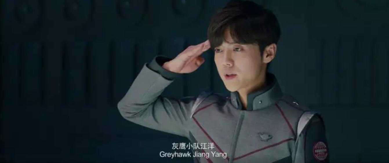 别喷鹿晗了,《上海堡垒》这部电影全方位的不及格