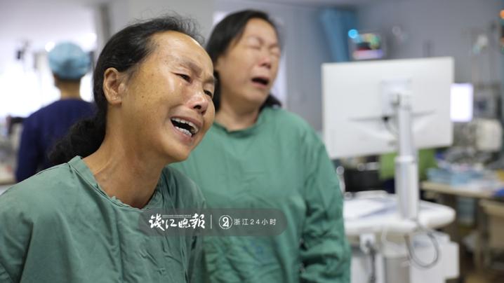 杭州51岁外卖骑手车祸身亡,最后时刻挽留了四条生命 热门事件 第5张