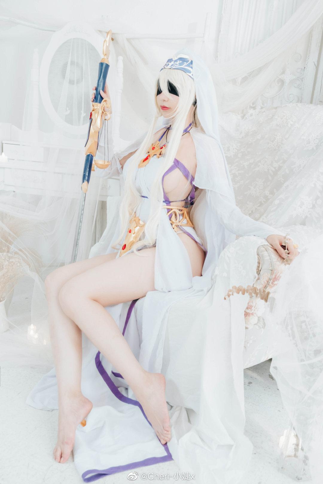 [COS]哥布林杀手 剑之圣女 @Cheri-小婕x COSPLAY-第2张