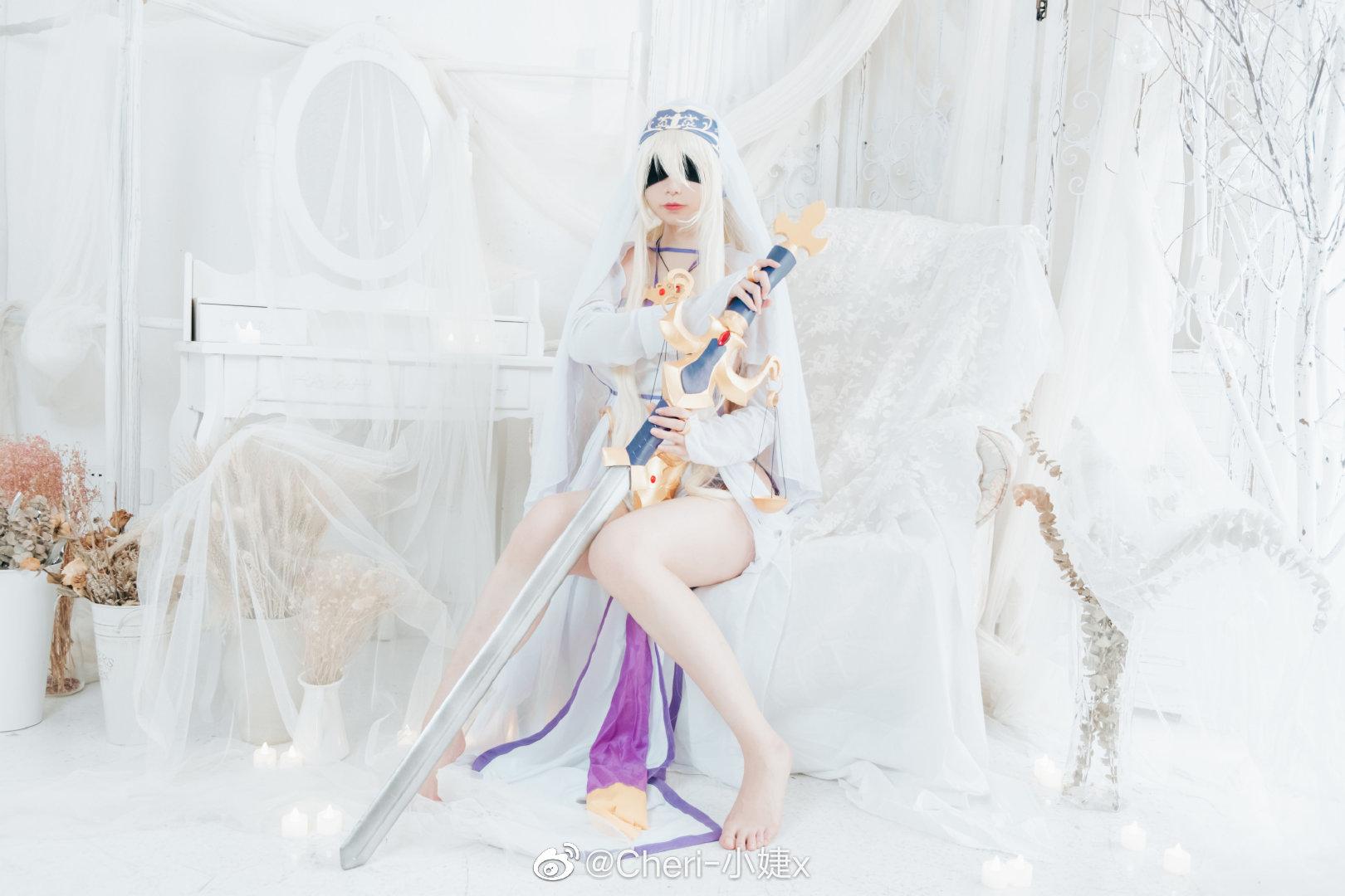[COS]哥布林杀手 剑之圣女 @Cheri-小婕x COSPLAY-第3张