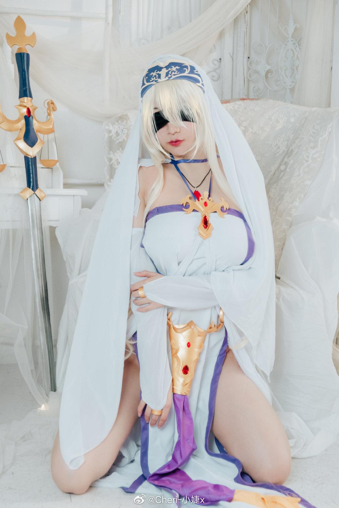 [COS]哥布林杀手 剑之圣女 @Cheri-小婕x COSPLAY-第8张