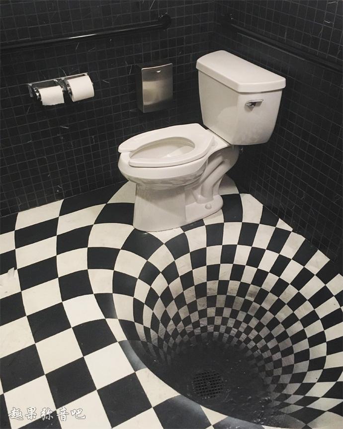 「18张新奇的厕所设计」:看到后不会便秘吗?-爱趣猫