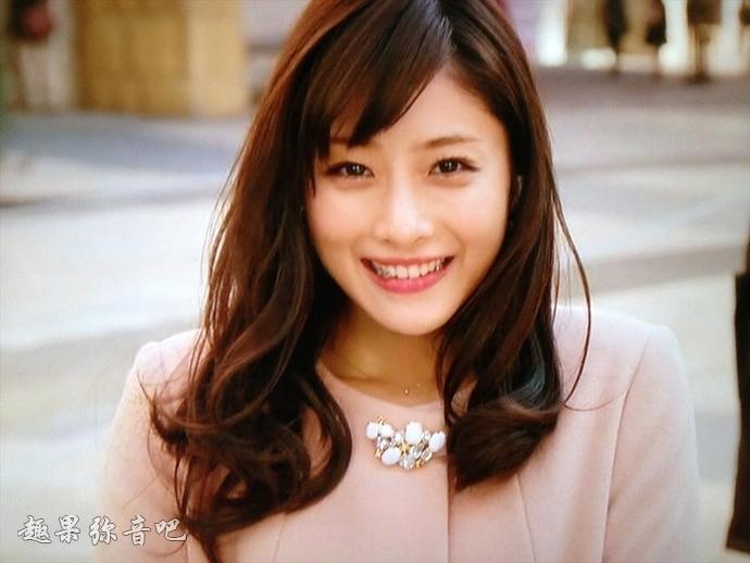 日本女星石原里美