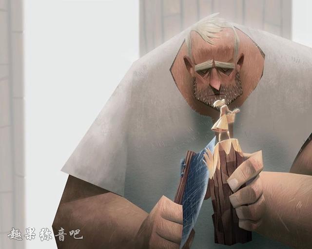 12张《孤独木匠的故事》:我只想再次拥抱毕生的挚爱!-爱趣猫