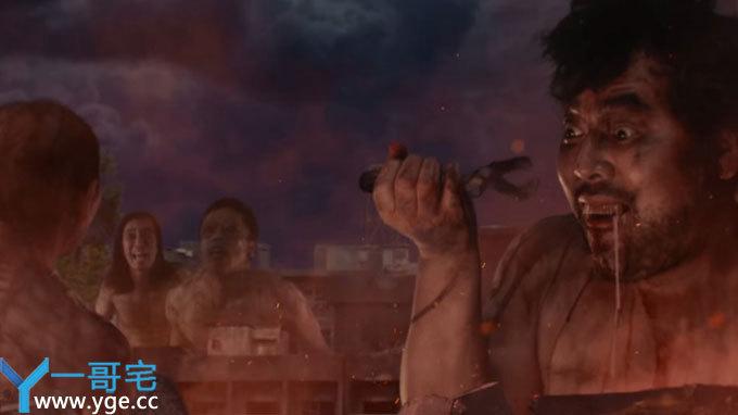 好莱坞版《进击的巨人》:《小丑回魂》导演安德斯执导