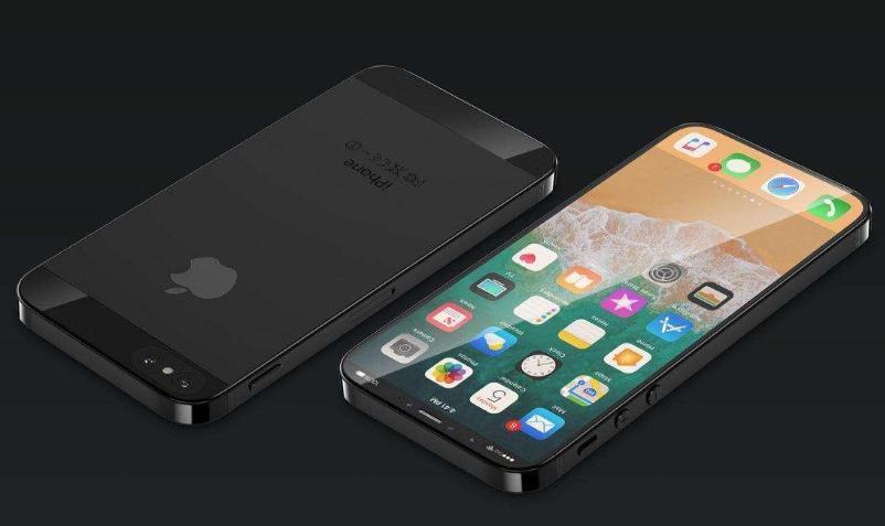 黑色iphone se 3手机图