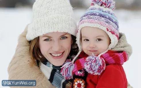 穿衣有技巧,这6个穿衣方法让宝宝冬天不生病