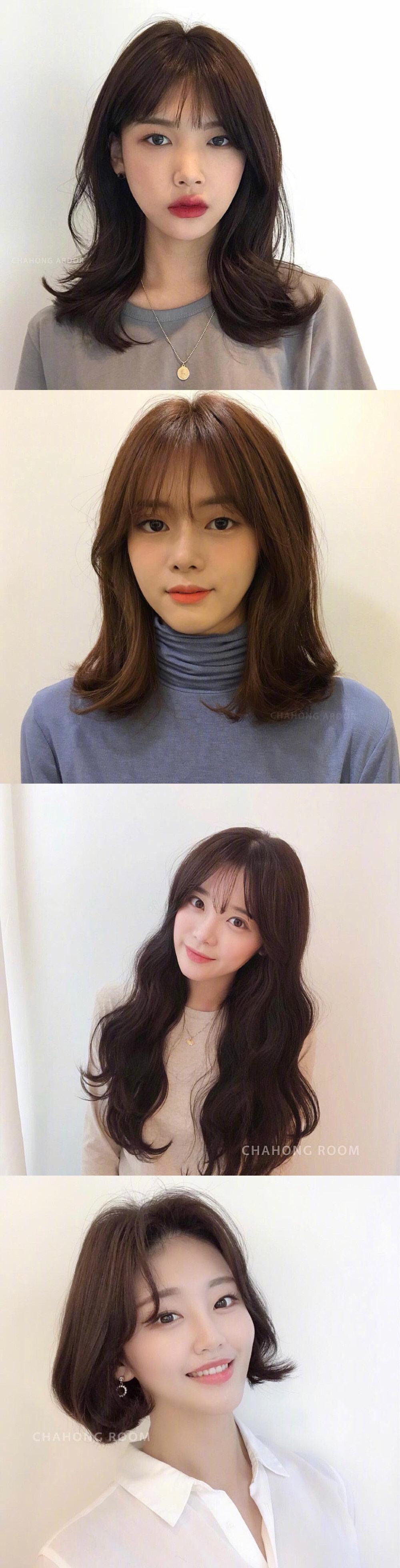 36款发型合集 想换发型的妹子可以参考一下