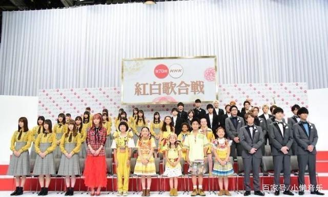 日本红白名单已经发布,AKB48也在名单上,希班46首次登台