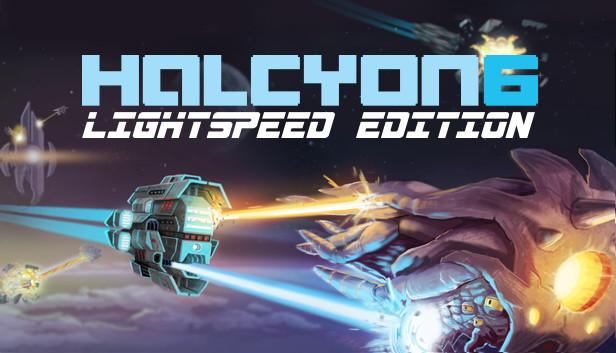 喜加一 | EpicGames 02.12~02.19 免费领取 Halcyon 6「 翡翠 6」
