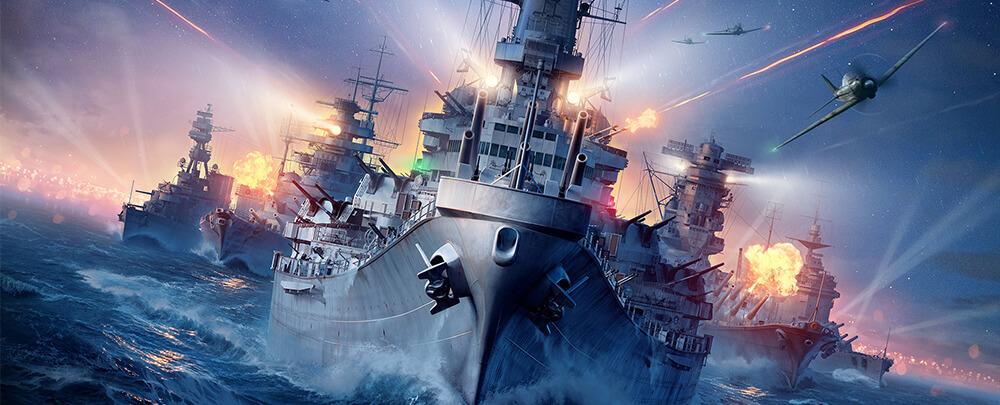 喜加一 | EpicGames 04.30~05.06 免费领取「战舰世界」DLC