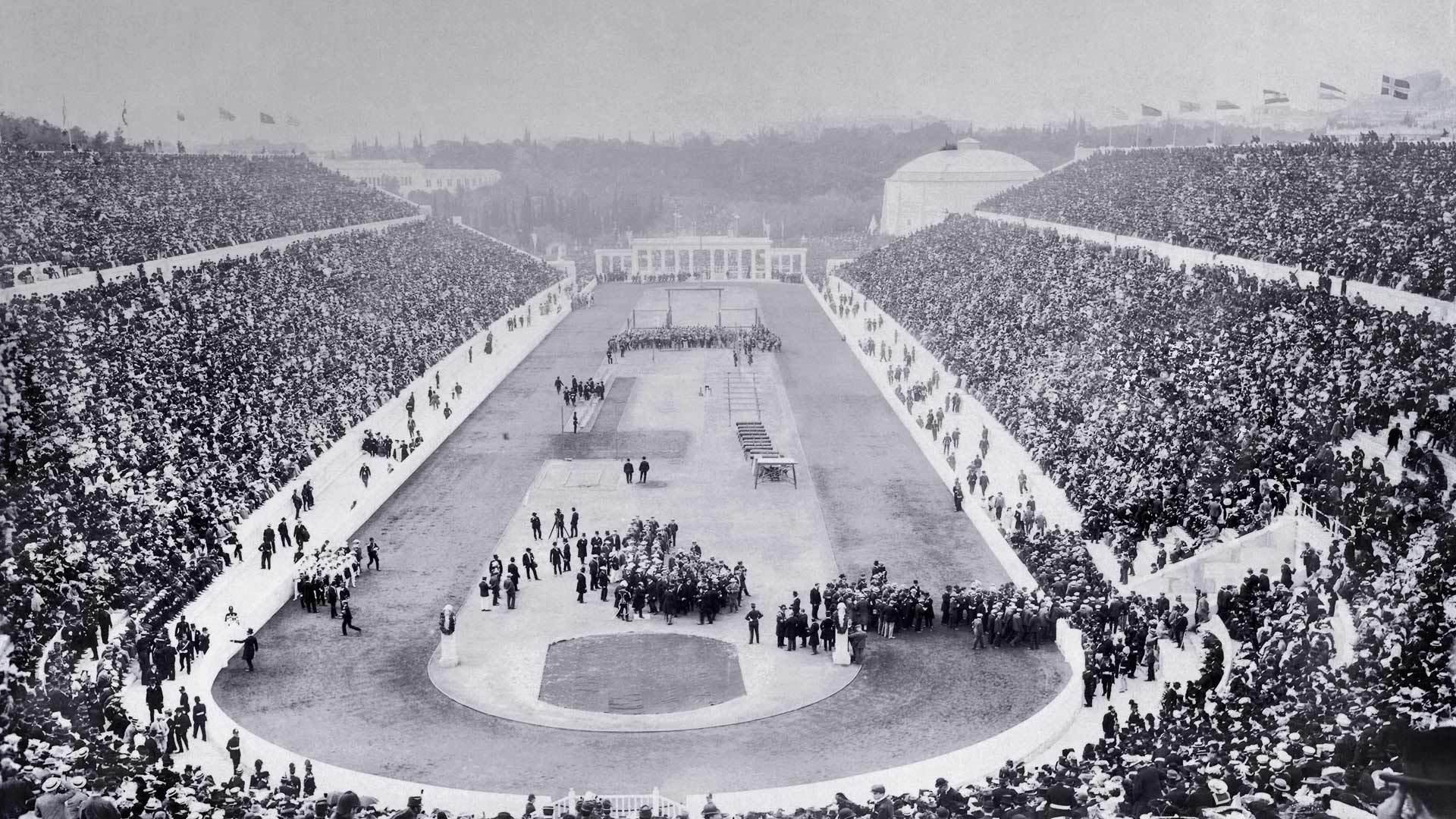 第一届奥运会