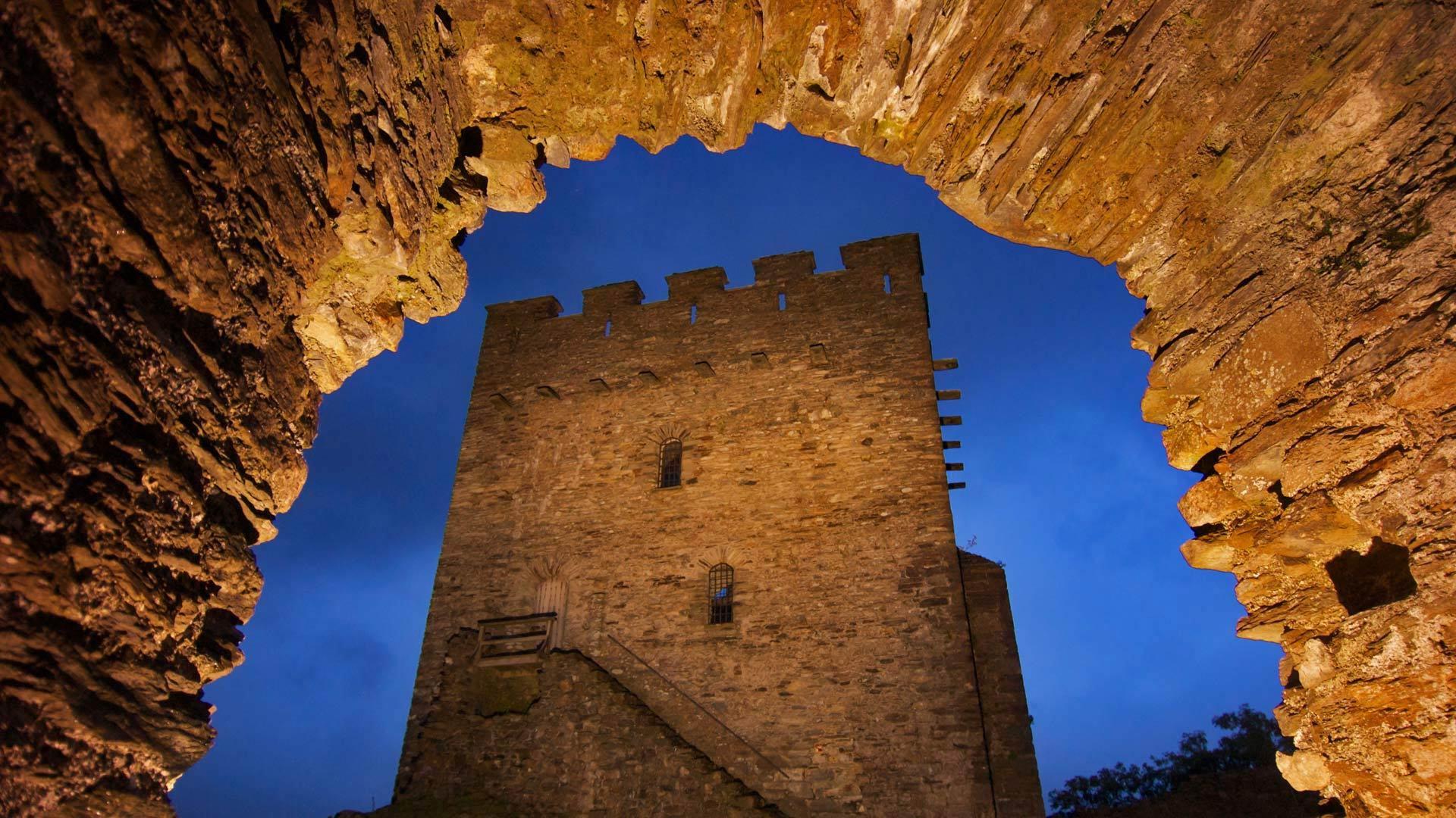 多尔威泽兰城堡