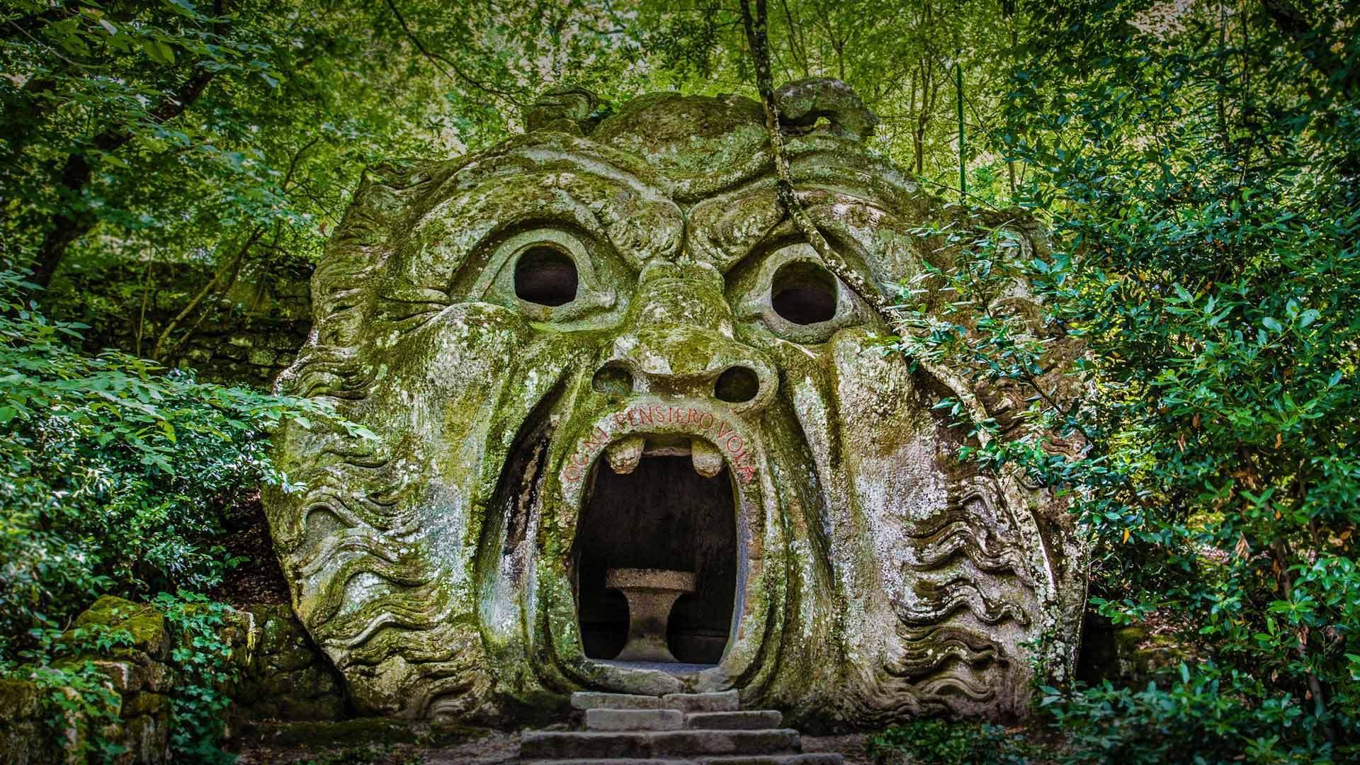 世界上最怪异的公园